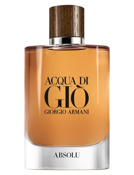 Acqua Di Giò Absolu Eau De Parfum by Giorgio Armani
