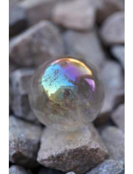 angel-aura-quartz-sphere by etsy