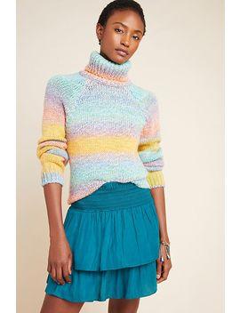 Savannah Smocked Mini Skirt by Dolan Left Coast