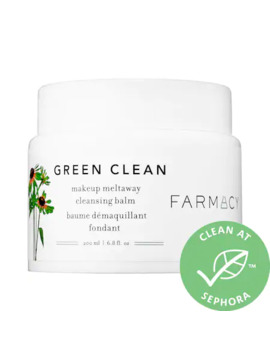 Green Clean Makeup Meltaway Cleansing Balm Limited Edition Jumbo by Farmacy