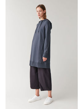 Hooded Cotton Dress by Cos