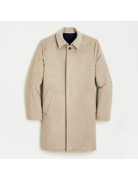 Ludlow Car Coat In Wool Cashmere by J.Crew