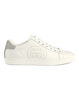 Women's Ace Interlocking G Sneakers by Gucci