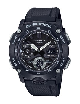 Duo Carbon Core Interchangeable Band Watch by G Shock