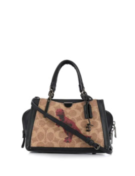 t-rex-printed-tote by coach