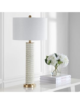 "Moira Metal 32.5"" Table Lamp by Willa Arlo Interiors"