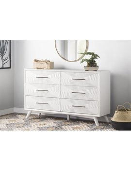 Mcelrath 6 Drawer Double Dresser by Allmodern