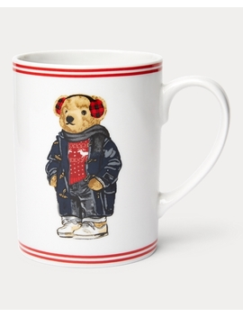Fair Isle Bear Mug by Ralph Lauren