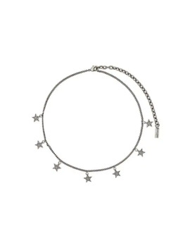 Mini Star Necklace by Saint Laurent