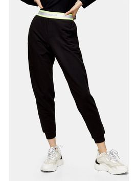 **Pyjama Joggers By Calvin Klein by Topshop