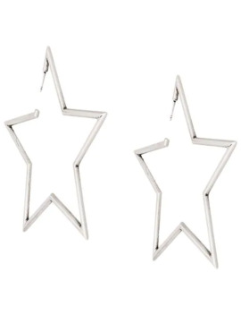 Star Earrings by Saint Laurent