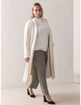 Brushed Knit Bella Duster Coat   Sosken Brushed Knit Bella Duster Coat   Sosken by Addition Elle