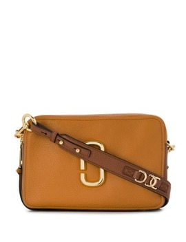 Logo Plaque Shoulder Bag by Marc Jacobs