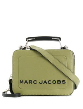 Logo Print Box Tote by Marc Jacobs