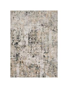 Fortunata Gray 5 Ft. 3 In. X 7 Ft. 3 In. Abstract Area Rug by Artistic Weavers