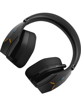 Wireless Wired Stereo Gaming Headset   Black by Alienware