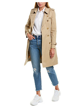 Burberry Chelsea Heritage Trench Coat by Burberry