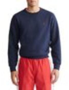 Fleece Crewneck Sweatshirt by Polo Ralph Lauren