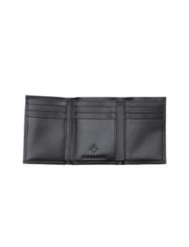 Tri Fold Newport Leather Wallet by Coastaoro