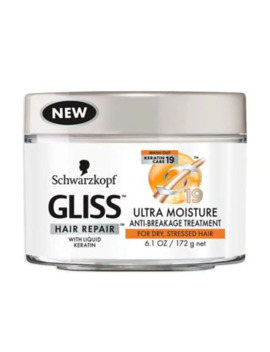 Gliss ™ 6.1 Oz. Ultra Moisture Hair Repair Anti Breakage Treatment by Bed Bath And Beyond