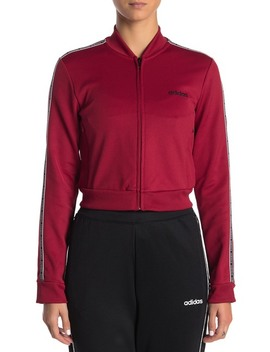Cropped Track Jacket by Adidas
