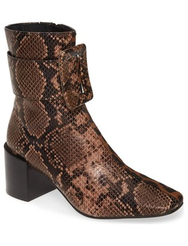 Godard Bootie by Jeffrey Campbell