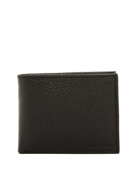 Billfold Leather Wallet With Passcase Wallet by Cole Haan