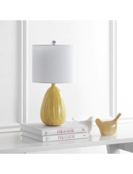 "Safavieh Lighting 20"" Linnett Led Table Lamp by Safavieh"