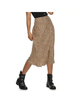 Juniors' So® Midi Slip Skirt by Juniors' So