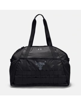 Project Rock Gym Bag Women's Bag by Under Armour