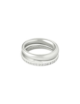 Colette Set Of 2 Stackable Rings by Kendra Scott