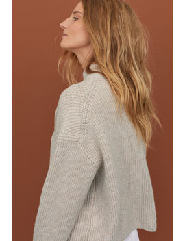 Sweater With Pearlescent Beads by H&M
