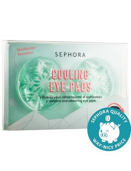 Cooling Eye Pads by Sephora Collection