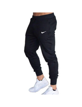 2019 Jogging Pants Men Sport Pants Joggers Training Gym Fitness Men Running Pants Gym Training Pants Sportswear Autumn Trousers by Ali Express.Com