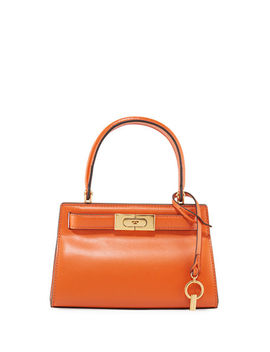Lee Radziwill Petite Leather Bag by Tory Burch