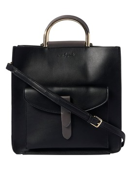 Avalanche Vegan Leather Tote by Urban Originals