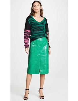 Trouser Skirt by Tibi