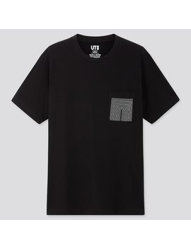 Color And Rhythm Ut Lygia Pape (Short Sleeve Graphic T Shirt) by Uniqlo