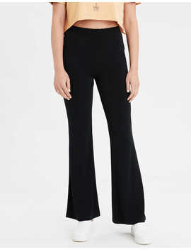 Ae High Waisted Flare Legging by American Eagle Outfitters