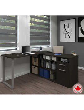 Solay L Shaped Desk by Costco