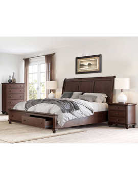 Hayden 4 Piece Queen Bedroom Set by Costco