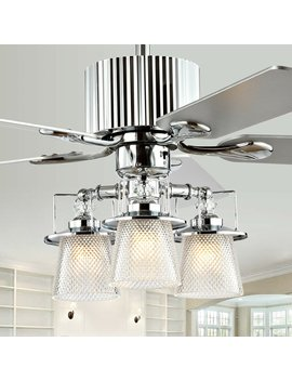 Childers 5 Blade Ceiling Fan, Light Kit Included by Rosdorf Park