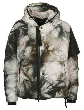 Neme N Textured Puffer Jacket by Neme N