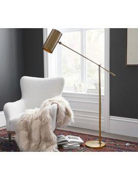 Stella Task Floor Lamp by Pottery Barn