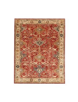 Channing Persian Style Rug   Red by Pottery Barn