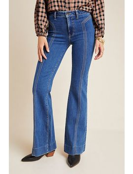 Paige Genevieve High Rise Bootcut Jeans by Paige