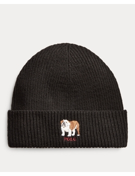 Bulldog Hat by Ralph Lauren