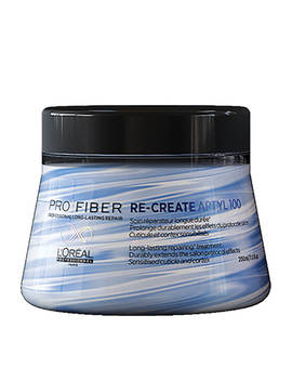L'oreal Professionnel Pro Fiber Re Create Damaged Hair Treatment 200ml by L Oréal Professionnel
