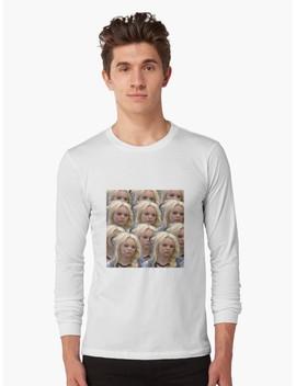 Trisha Paytas Long Sleeve T Shirt by Pixiexx