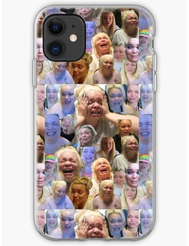 Trisha Paytas Crying Phone Case I Phone Case & Cover by Jemmy Piggy